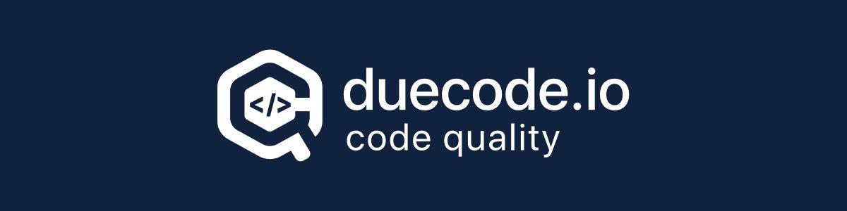 Duecode.io code quality