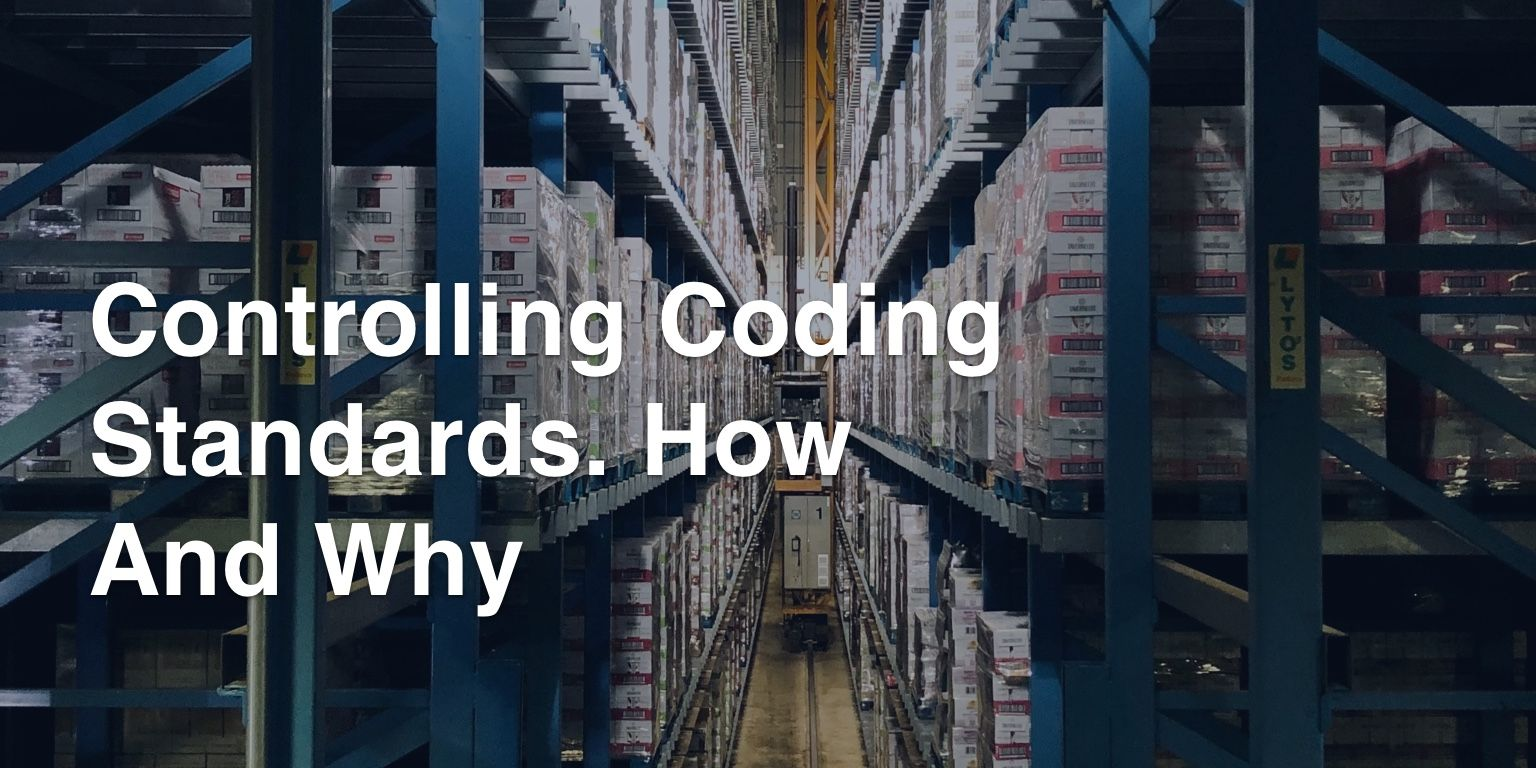 Controlling Coding Standards