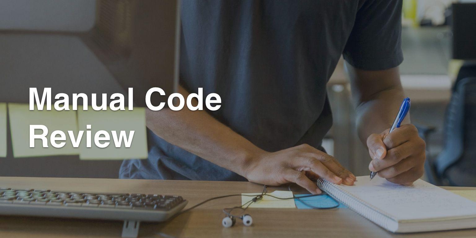 Manual Code Review